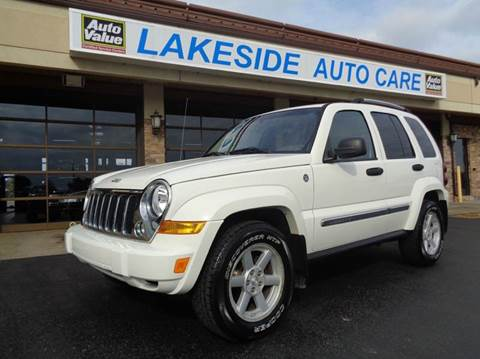 2006 Jeep Liberty for sale at Auto Experts in Utica MI