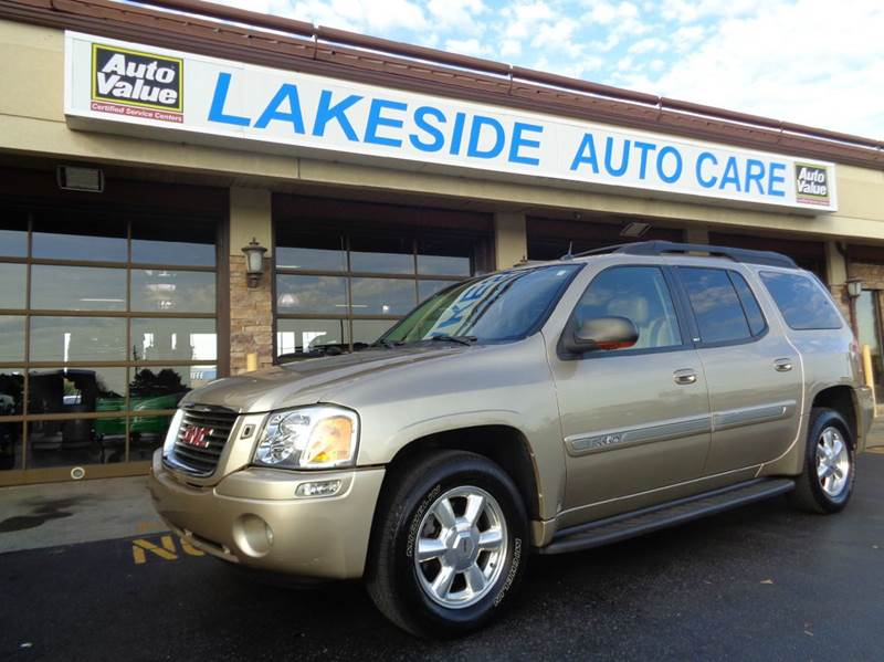 2005 GMC Envoy XL for sale at Auto Experts in Shelby Township MI