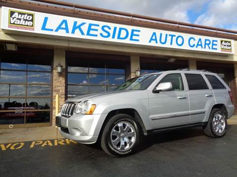 2010 Jeep Grand Cherokee for sale at Auto Experts in Shelby Township MI