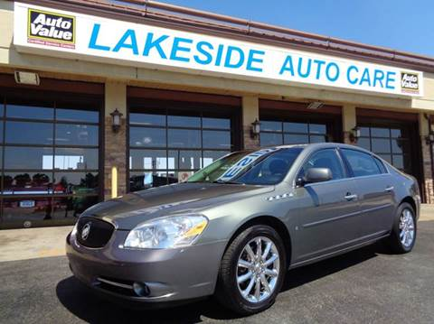 2006 Buick Lucerne for sale at Auto Experts in Shelby Township MI