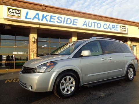 2008 Nissan Quest for sale at Auto Experts in Shelby Township MI
