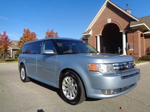 2009 Ford Flex for sale at Auto Experts in Shelby Township MI