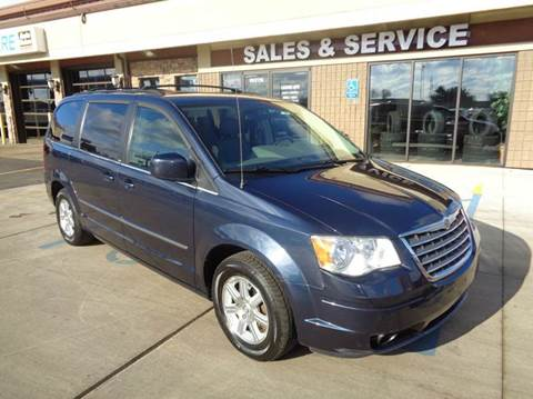 2009 Chrysler Town and Country for sale at Auto Experts in Shelby Township MI