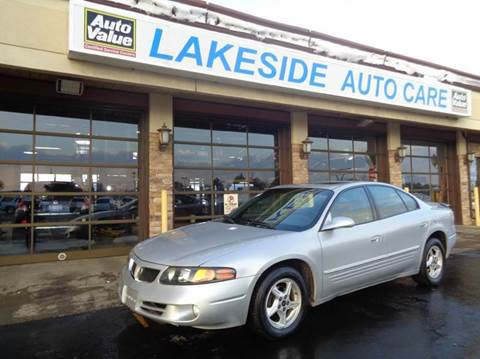 2002 Pontiac Bonneville for sale at Auto Experts in Shelby Township MI