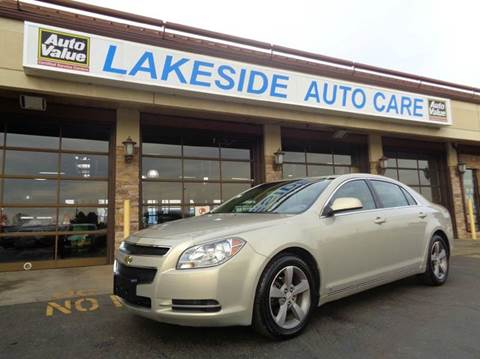 2009 Chevrolet Malibu for sale at Auto Experts in Shelby Township MI