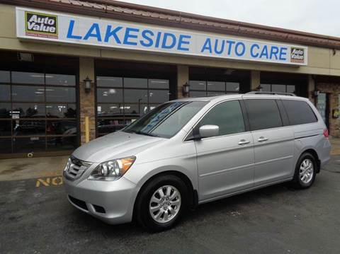 2010 Honda Odyssey for sale at Auto Experts in Shelby Township MI