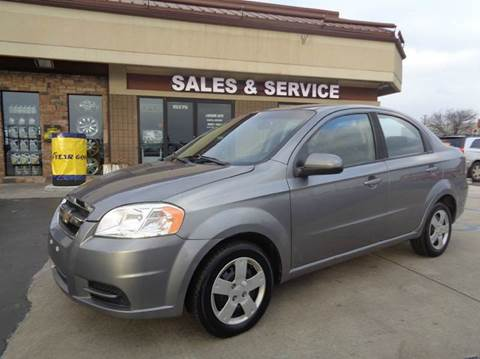 2010 Chevrolet Aveo for sale at Auto Experts in Shelby Township MI