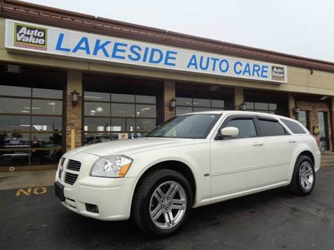 2006 Dodge Magnum for sale at Auto Experts in Shelby Township MI