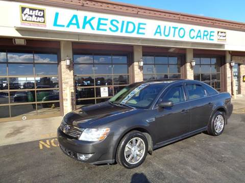 2008 Ford Taurus for sale at Auto Experts in Shelby Township MI