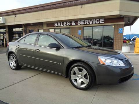 2007 Pontiac G6 for sale at Auto Experts in Shelby Township MI