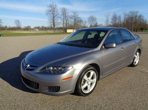 2007 Mazda MAZDA6 for sale at Auto Experts in Shelby Township MI