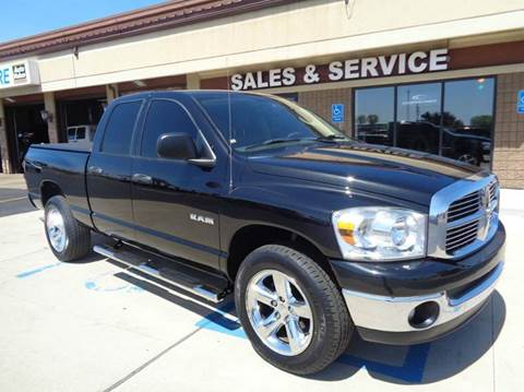 2008 Dodge Ram Pickup 1500 for sale at Auto Experts in Shelby Township MI
