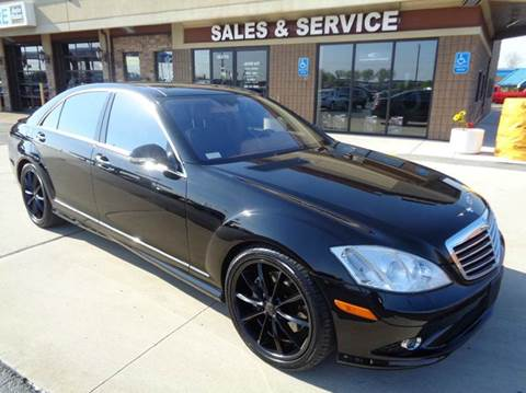 2008 Mercedes-Benz S-Class for sale at Auto Experts in Shelby Township MI