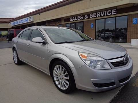 2008 Saturn Aura for sale at Auto Experts in Shelby Township MI