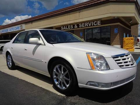 2006 Cadillac DTS for sale at Auto Experts in Shelby Township MI