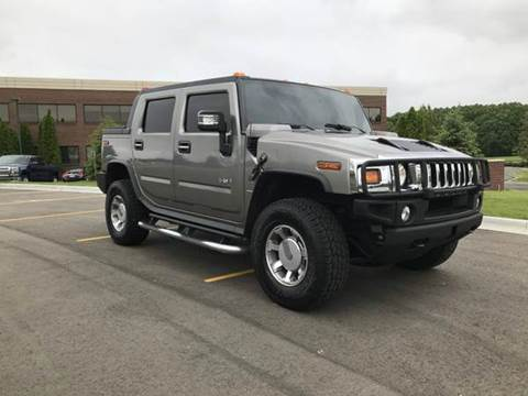 2008 HUMMER H2 SUT for sale at Auto Experts in Shelby Township MI