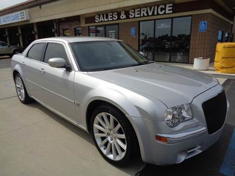 2007 Chrysler 300 for sale at Auto Experts in Shelby Township MI