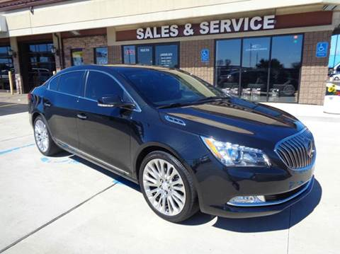 2015 Buick LaCrosse for sale at Auto Experts in Shelby Township MI