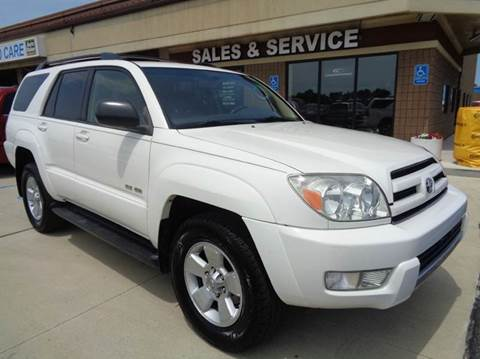 2004 Toyota 4Runner for sale at Auto Experts in Shelby Township MI