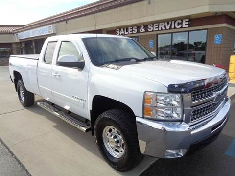 2007 Chevrolet Silverado 2500HD for sale at Auto Experts in Shelby Township MI
