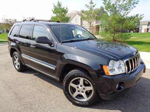 2005 Jeep Grand Cherokee for sale at Auto Experts in Shelby Township MI