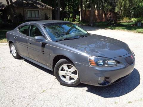 2008 Pontiac Grand Prix for sale at Auto Experts in Shelby Township MI