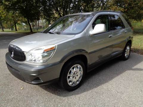 2005 Buick Rendezvous for sale at Auto Experts in Shelby Township MI