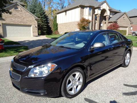 2011 Chevrolet Malibu for sale at Auto Experts in Shelby Township MI