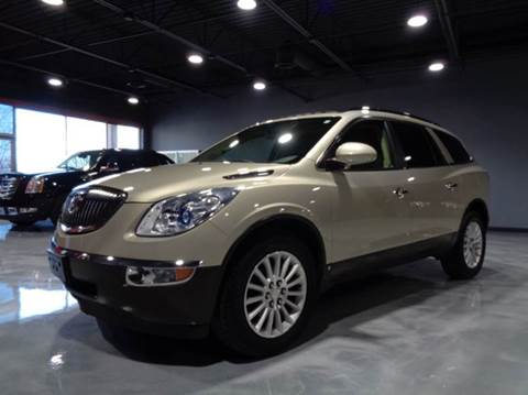 2008 Buick Enclave for sale at Auto Experts in Shelby Township MI