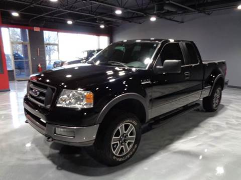 2005 Ford F-150 for sale at Auto Experts in Shelby Township MI