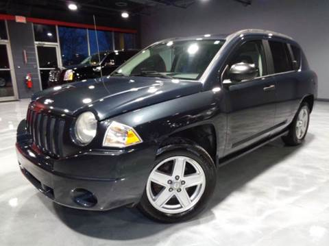 2007 Jeep Compass for sale at Auto Experts in Shelby Township MI