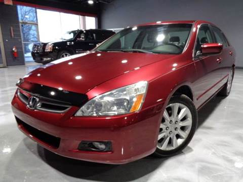 2006 Honda Accord for sale at Auto Experts in Shelby Township MI