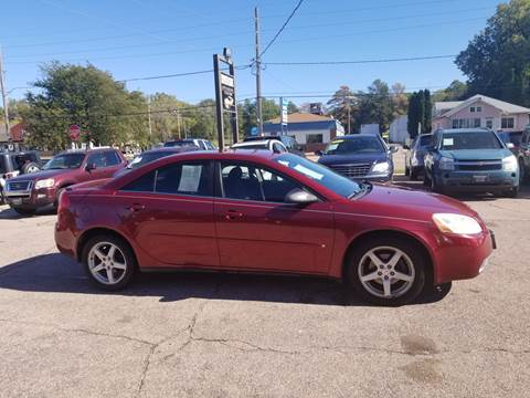 2008 Pontiac G6 for sale in Sioux City, IA
