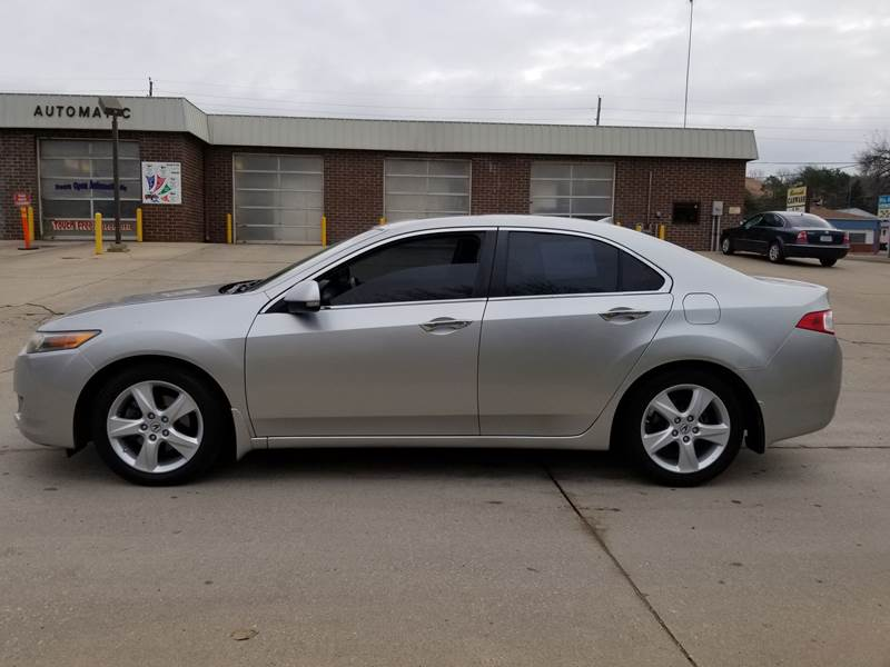 2009 acura tsx 4dr sedan 5a w technology package in sioux city ia riverside auto sales. Black Bedroom Furniture Sets. Home Design Ideas