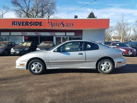 2002 Pontiac Sunfire for sale in Sioux City, IA