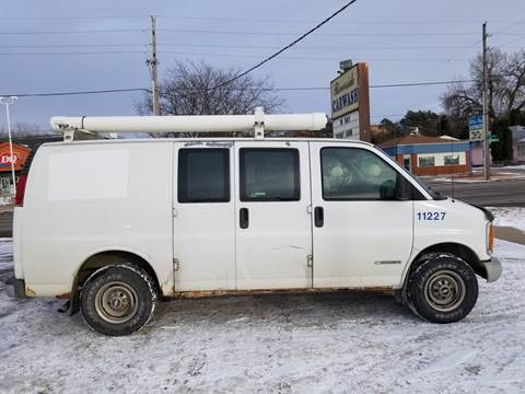 2001 Chevrolet Express Cargo for sale in Sioux City, IA