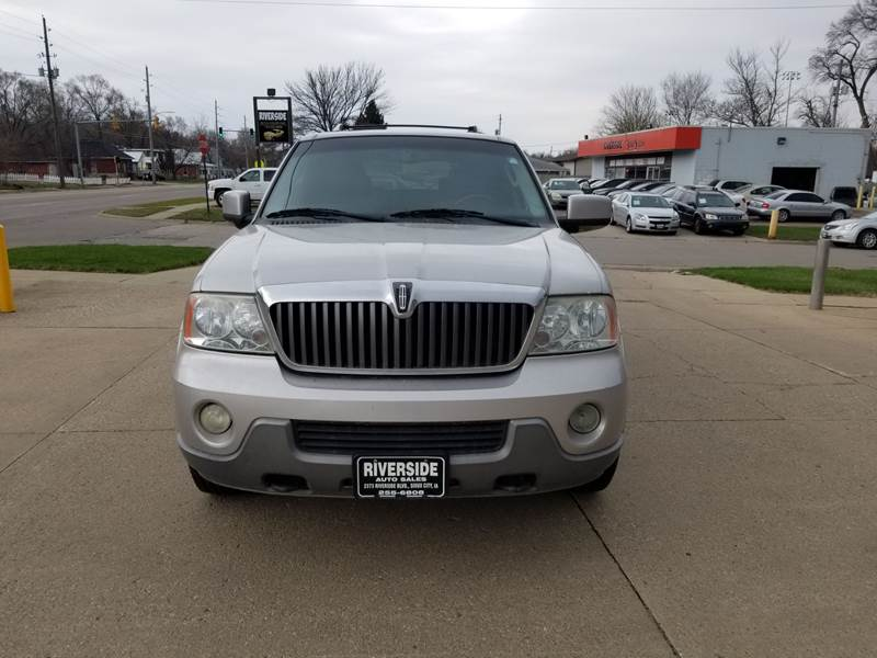 2004 Lincoln Navigator Luxury 4wd 4dr Suv In Sioux City Ia