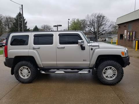 2006 HUMMER H3 for sale in Sioux City, IA
