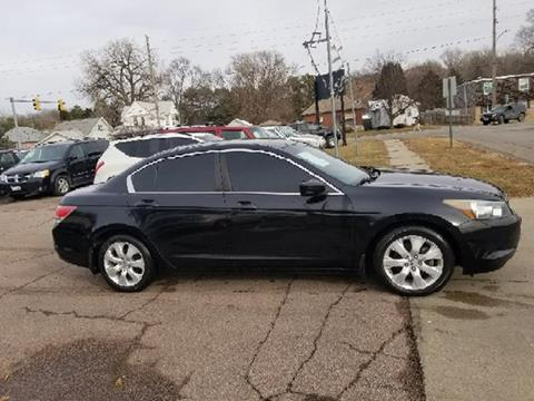 2010 Honda Accord for sale in Sioux City, IA