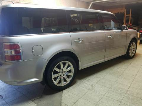 2009 Ford Flex Limited for sale at RIVERSIDE AUTO SALES in Sioux City IA