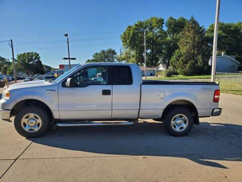 2006 Ford F-150 XLT for sale at RIVERSIDE AUTO SALES in Sioux City IA