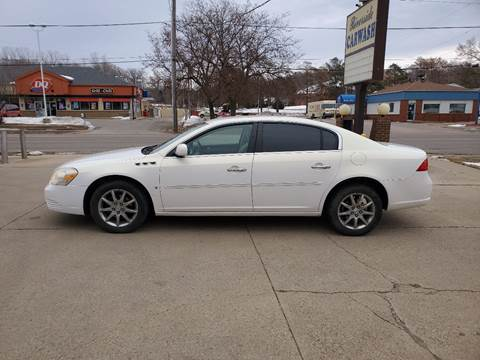 2007 Buick Lucerne CXL V6 for sale at RIVERSIDE AUTO SALES in Sioux City IA