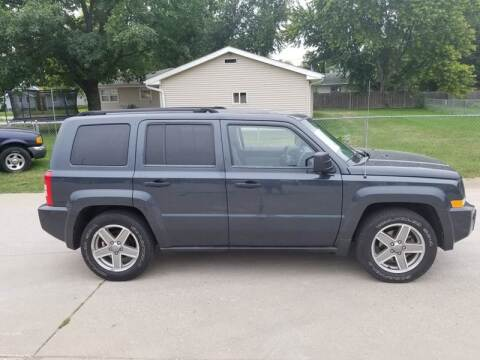 2007 Jeep Patriot Sport for sale at RIVERSIDE AUTO SALES in Sioux City IA