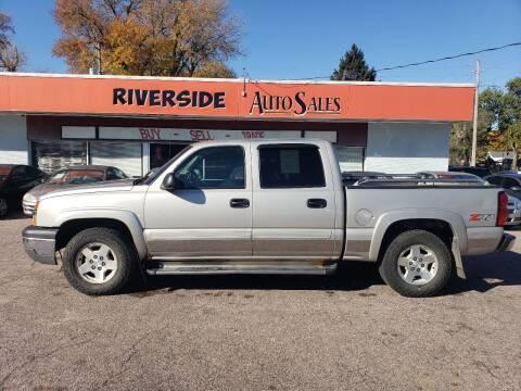 2004 Chevrolet Silverado 1500 for sale at RIVERSIDE AUTO SALES in Sioux City IA