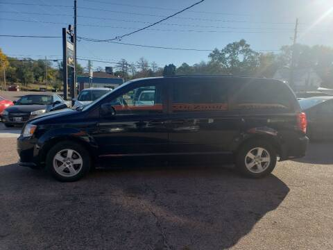 2012 Dodge Grand Caravan for sale at RIVERSIDE AUTO SALES in Sioux City IA