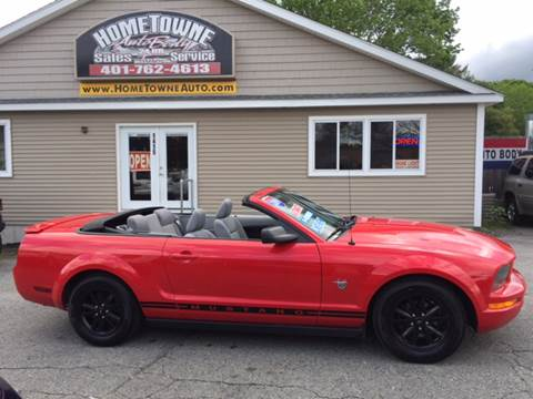 2009 Ford Mustang for sale in North Smithfield, RI
