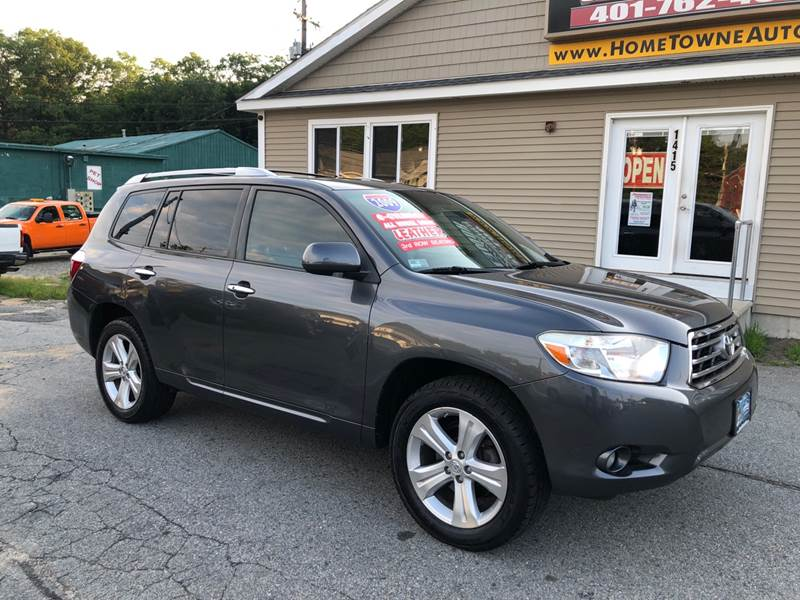 2009 Toyota Highlander AWD Limited 4dr SUV   North Smithfield RI