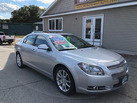 2012 Chevrolet Malibu for sale in North Smithfield, RI