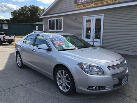2012 Chevrolet Malibu for sale in North Smithfield, RI