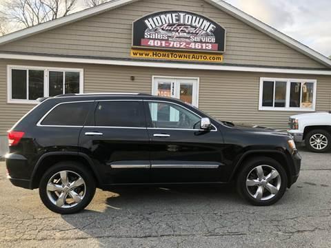 2012 Jeep Grand Cherokee for sale in North Smithfield, RI